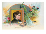 Louisa M. Alcott Art