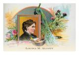 Louisa M. Alcott Posters