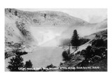 Boise, Idaho - View of Arrowrock Dam Poster