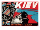 Kiev - Intourist U.S.S.R. Prints