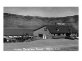 Henney, Colorado - Green Mountain Resort Prints