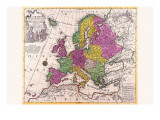 Europe Prints by Conrad Lotter