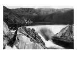 Boise, Idaho - Arrowrock Dam Prints