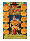 Hallowe'en Don'ts Posters