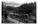 Colorado - Town View in Turkey Creek Canyon Prints by  Lantern Press