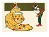 Cinderella's Royal Treatment Prints by David Brett
