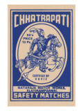 Chhatrapati Safety Matches Posters