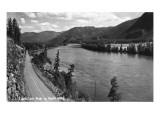 Idaho - Clarksfork River Scene Prints