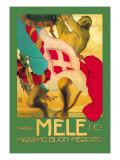 Klamor Poster von Leopoldo Metlicovitz