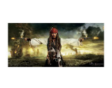 Pirates of the Caribbean: On Stranger Tides Kunstdrucke