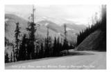 Colorado - Western Slope of Berthoud Pass Posters by  Lantern Press