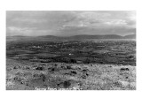 Yakima, Washington - View of Town from Lookout Point Poster