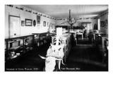 Fort Bridger, Wyoming - State Museum Interior Prints by  Lantern Press