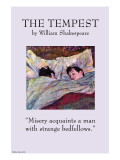 The Tempest - Strange Bedfellows Posters