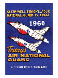 Today's Air National Guard Posters