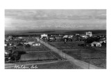 Walden, Colorado - General View of Town Art