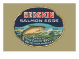 Redskin Salmon Eggs Prints