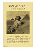Ozymandius Print