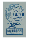 East Side Roller Palace Prints