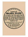 Robert's Famous Malaria Killers Posters