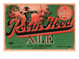 Robin Hood Ale Posters