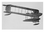 Burgess Sea Biplane of the Naval Militia Posters