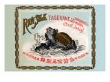 Raw Sil Taskanejo, Uzen Japan Poster