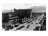 Grand Junction, Colorado - Street Scene Prints