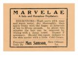 Marvelae Print