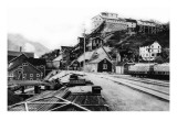 Kennecott, Alaska - View of the Town Prints