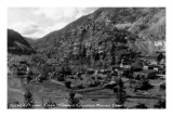 Silver Plume, Colorado - Famous Mining Camp Prints by  Lantern Press