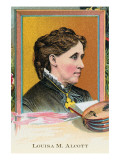 Louisa M. Alcott Prints