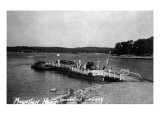 Mountain Home, Arkansas - View of Henderson Ferry Prints