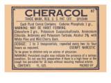Cheracol Prints