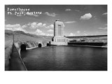 Fort Peck, Montana - Powerhouse Prints