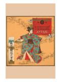 Kumamoto Seishi Kabushikikaisha, Japan Poster