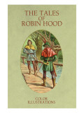 Tales of Robin Hood Prints