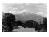 Salida, Colorado - View of Mt Princeton Print by  Lantern Press