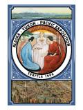Alaska-Yukon-Pacific 1909 Exposition - Seattle, WA Print