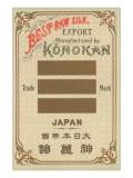 Best Raw Silk Export Konokan Prints