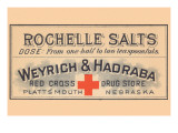 Rochelle Salts Photo
