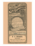 Compound of Sarsaparilla Posters