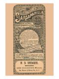Compound of Sarsaparilla Prints