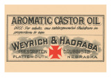 Aromatic Castor Oil Art