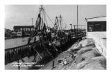 Port Isabel, Texas - Fishing Boats Prints
