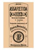 Assafoetida Pills Prints