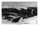 Dillon, Colorado - Arapahoe Basin at Continental Divide Posters by  Lantern Press