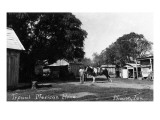 Mission, Texas - Typical Mexican Home Prints