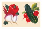 Vegetables Print