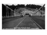 San Francisco, California - West Portal on Bay Bridge Posters